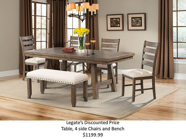 jax dining set