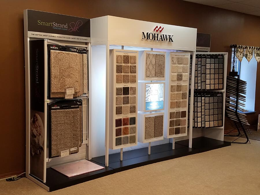 Mohawk carpet for your Holmen, WI home from Interior Designs