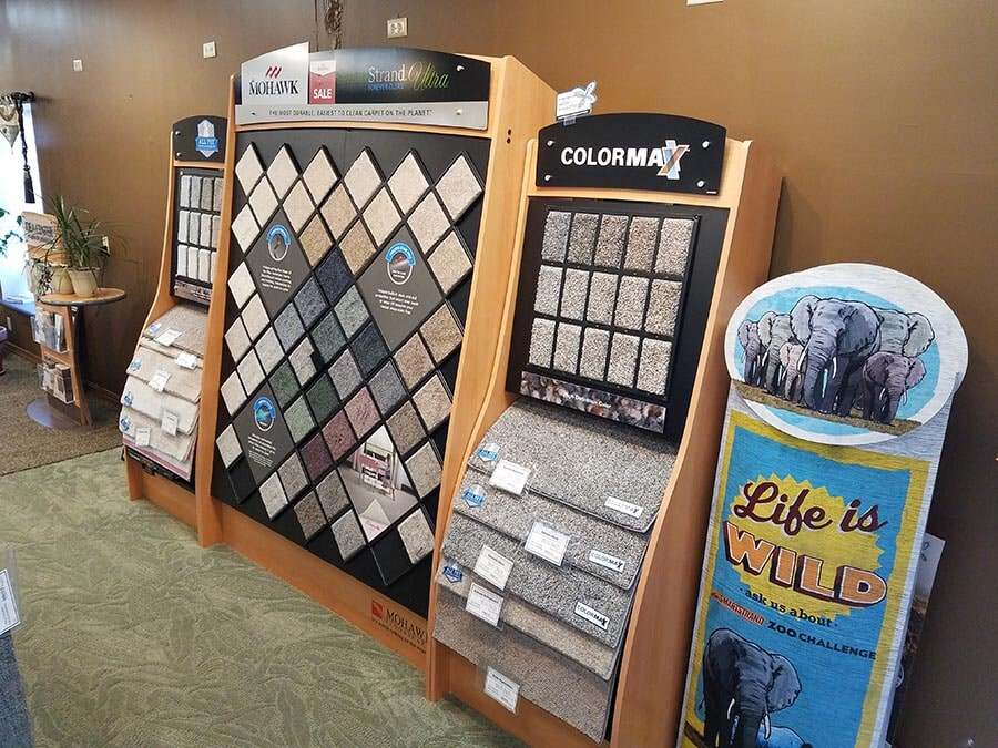 Carpet options for your Onalaska, WI home from Interior Designs