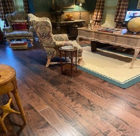 Rustic hardwood flooring in Winter Haven, FL from Williford Flooring Company Inc.