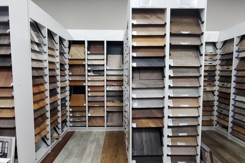Hardwood flooring in Sterling Heights, MI from the Ultra Floors showroom