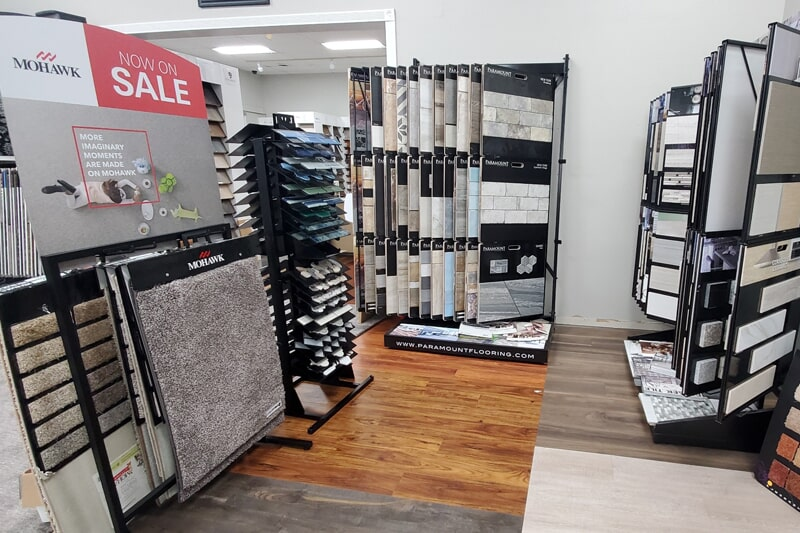 Carpet flooring in Macomb, MI from the Ultra Floors showroom