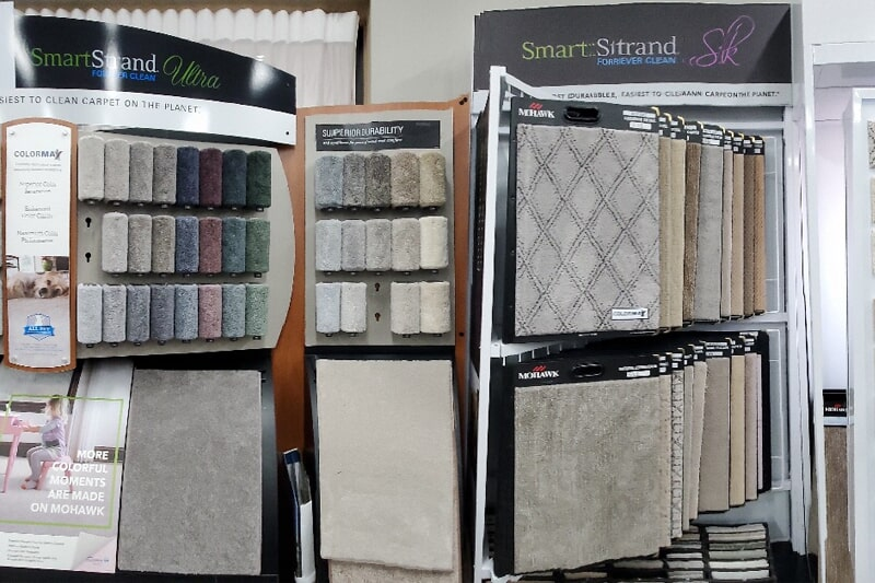 Carpet in St. Clair Shores, MI from the Ultra Floors showroom