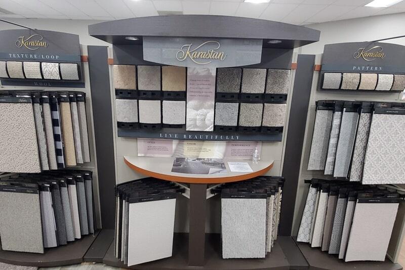 Carpet floors in Troy, MI from the Ultra Floors showroom