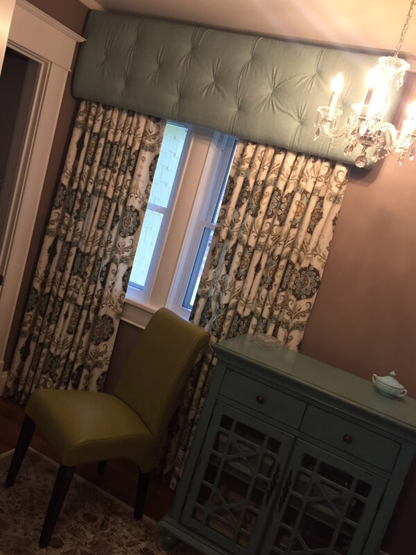 Window treatments in Lincoln, KS from Ellenz of Tipton