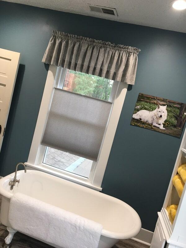 Window treatments in Downs, KS from Ellenz of Tipton