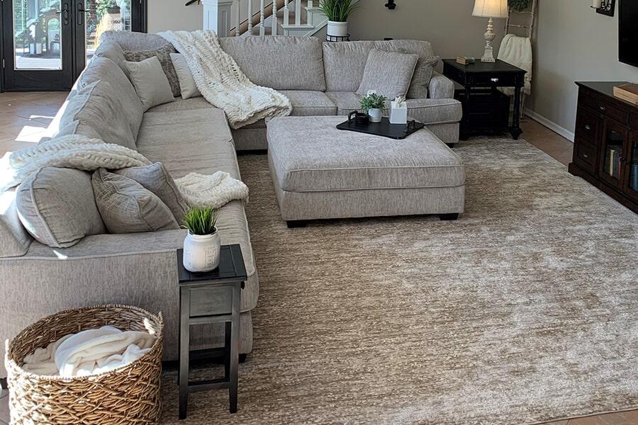 Custom area rugs in Spokane, WA from Carpet Barn