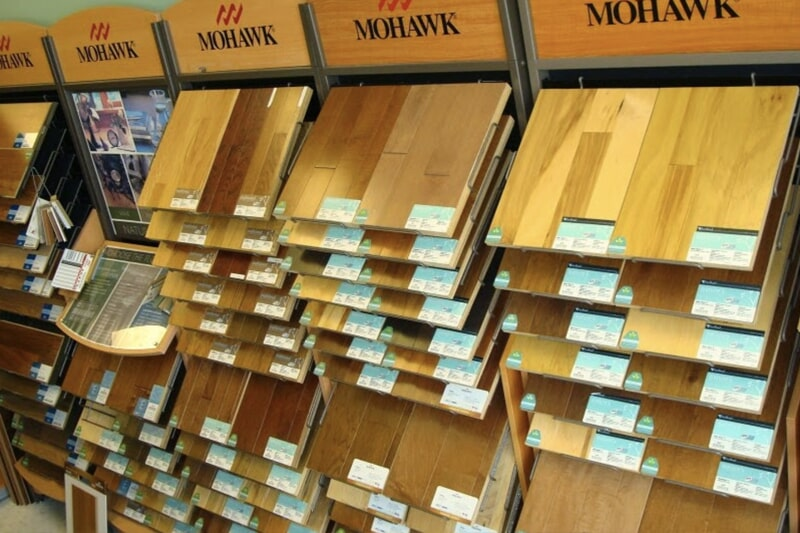 Flooring from top brands like Mohawk at Aiken Flooring in Aiken, SC