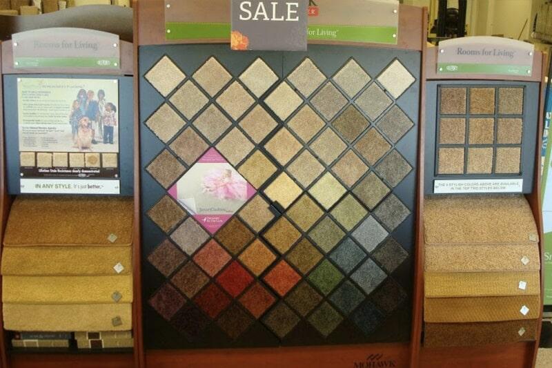 Endless carpet options at Aiken Flooring in Aiken, SC