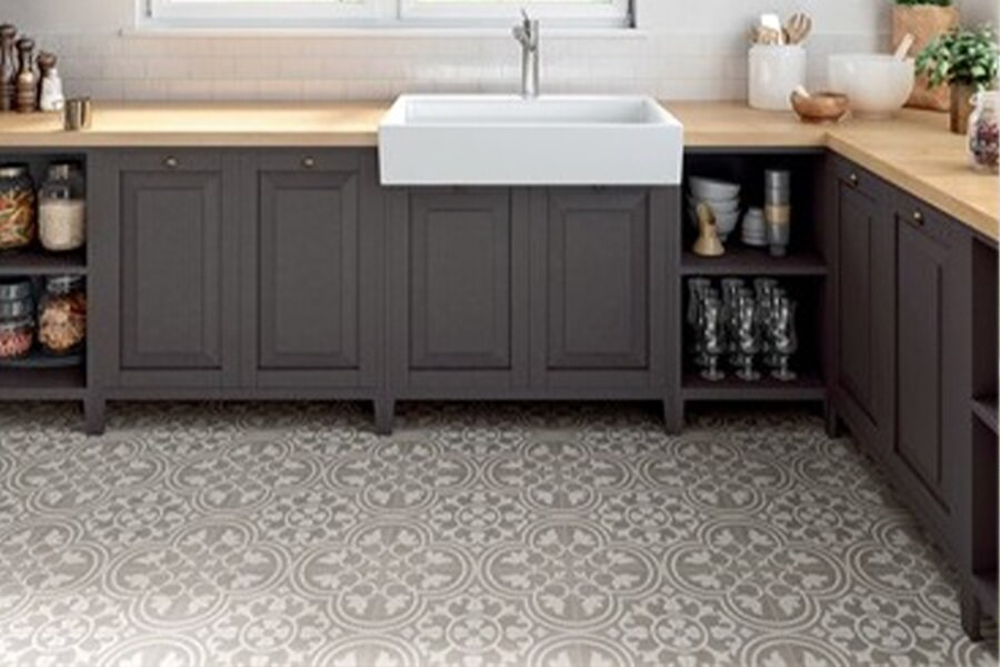 Family friendly tile flooring in Tiffin, OH from House of Color