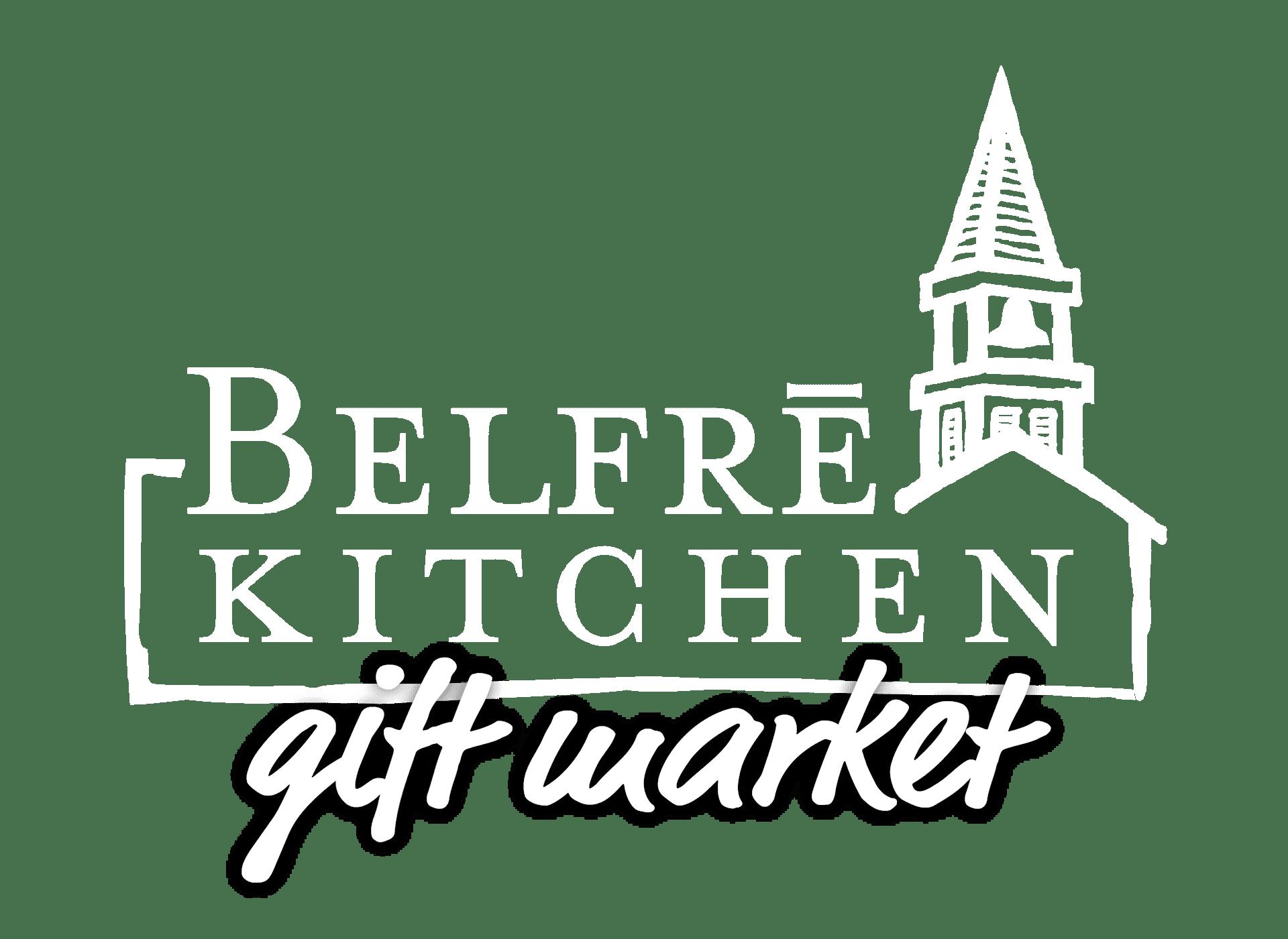 Belfre Gift Market Logo
