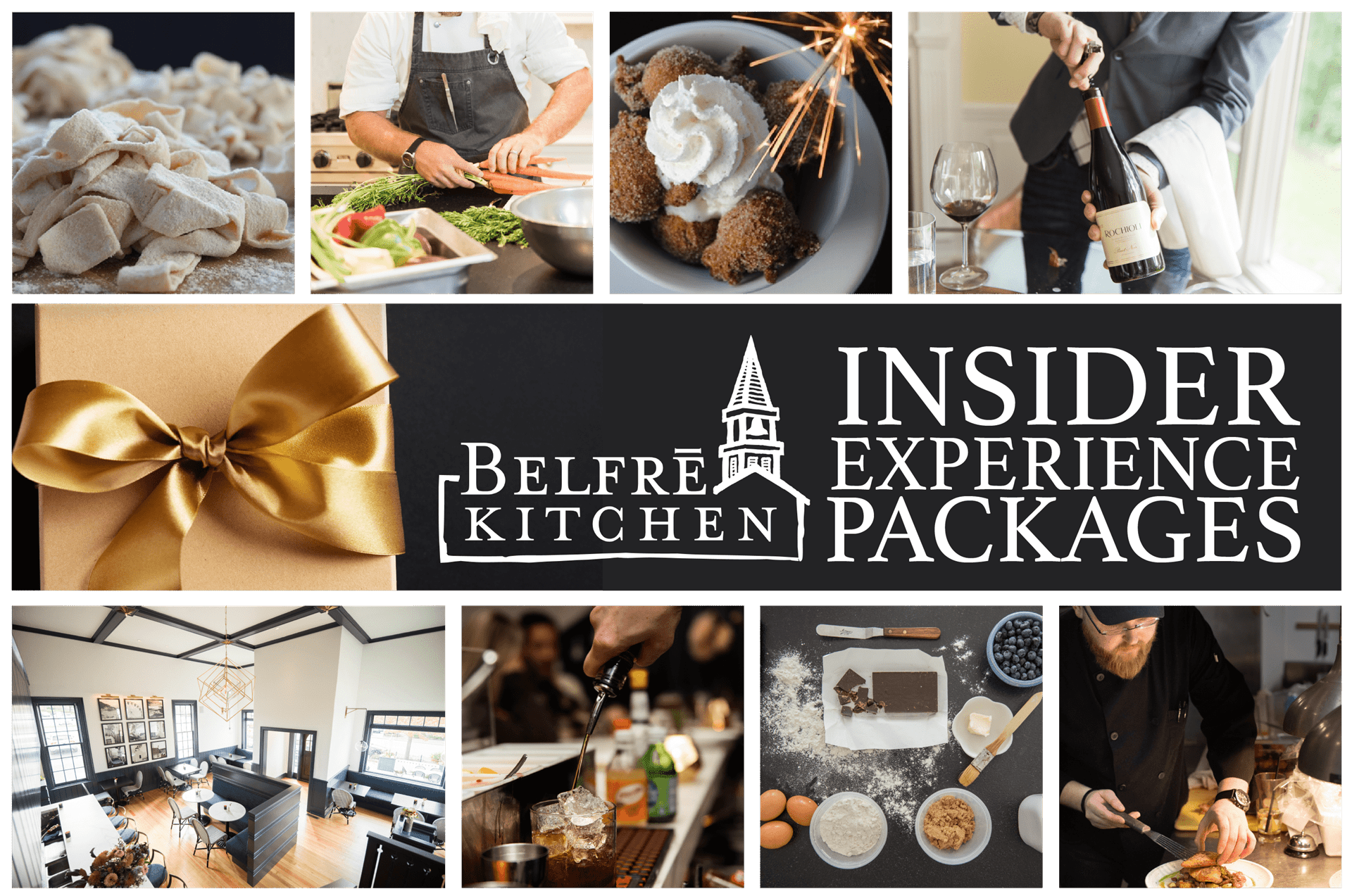 Insider Experience Package