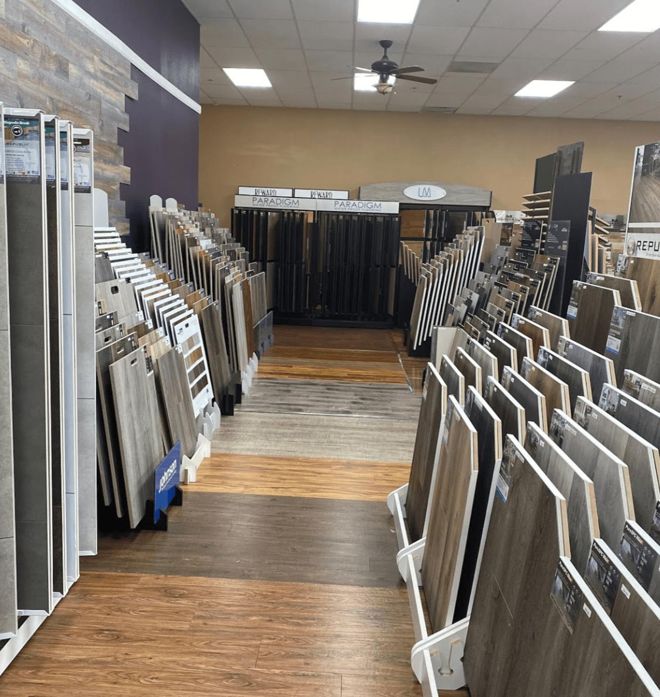 Wood flooring in Santa Rosa, CA from Carpet Center