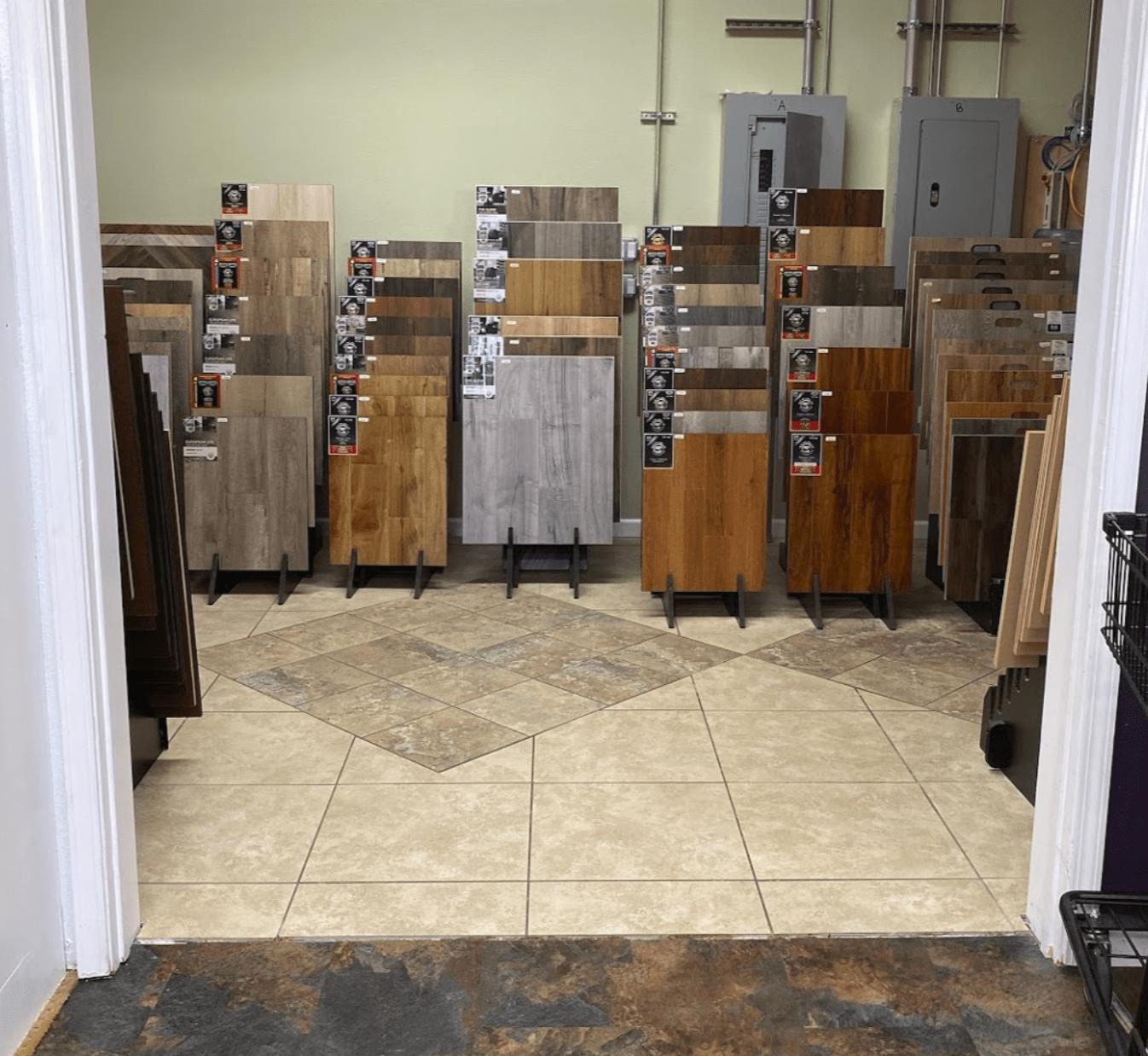 Tile in Healdsburg, CA from Carpet Center