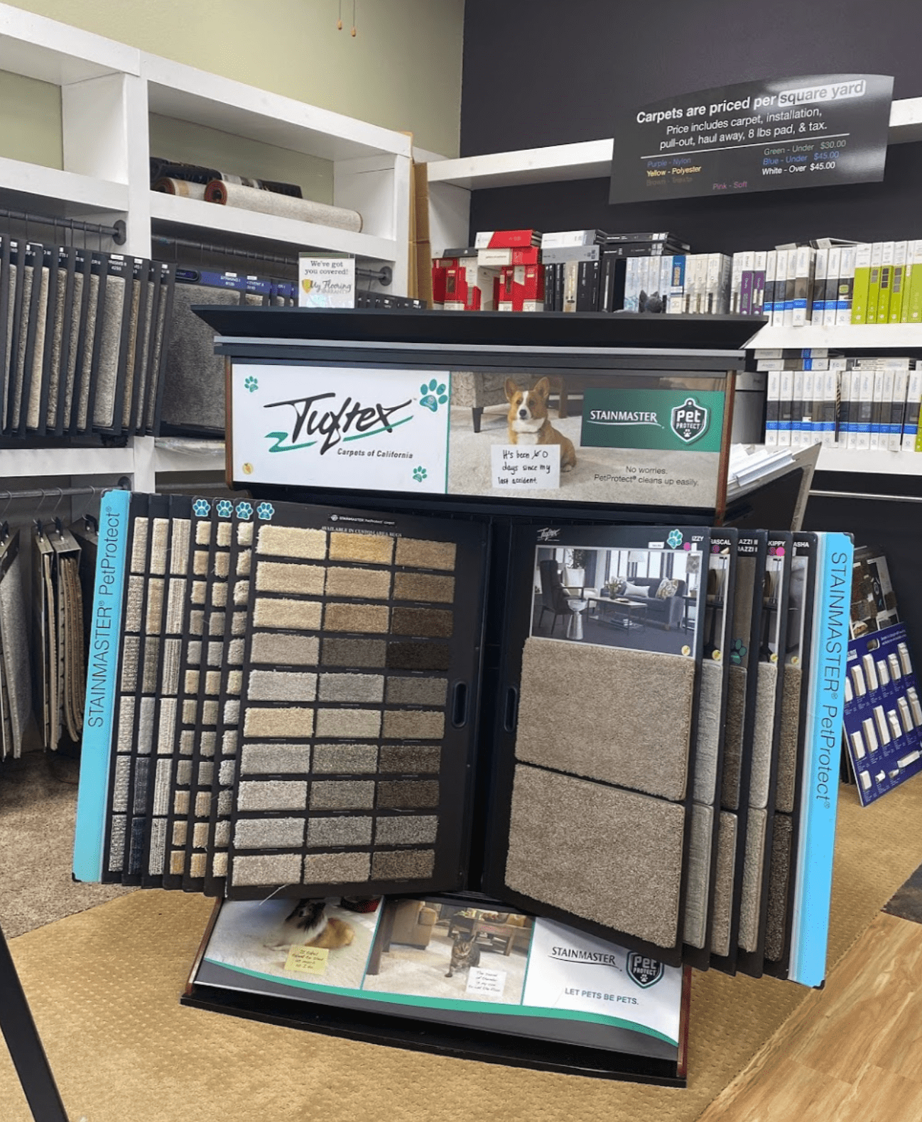 Carpet in Windsor, CA from Carpet Center