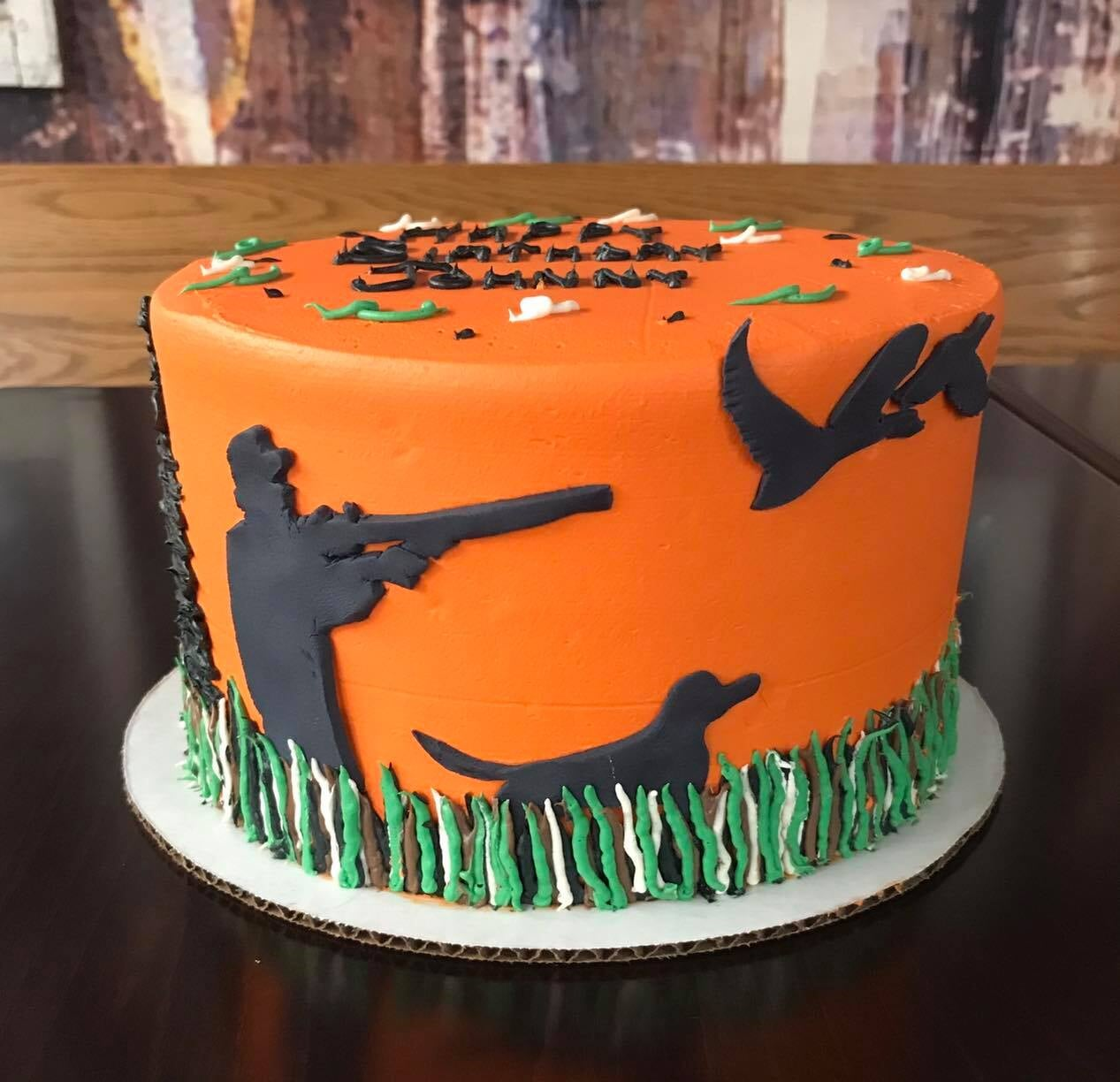 Pheasant Cake-min