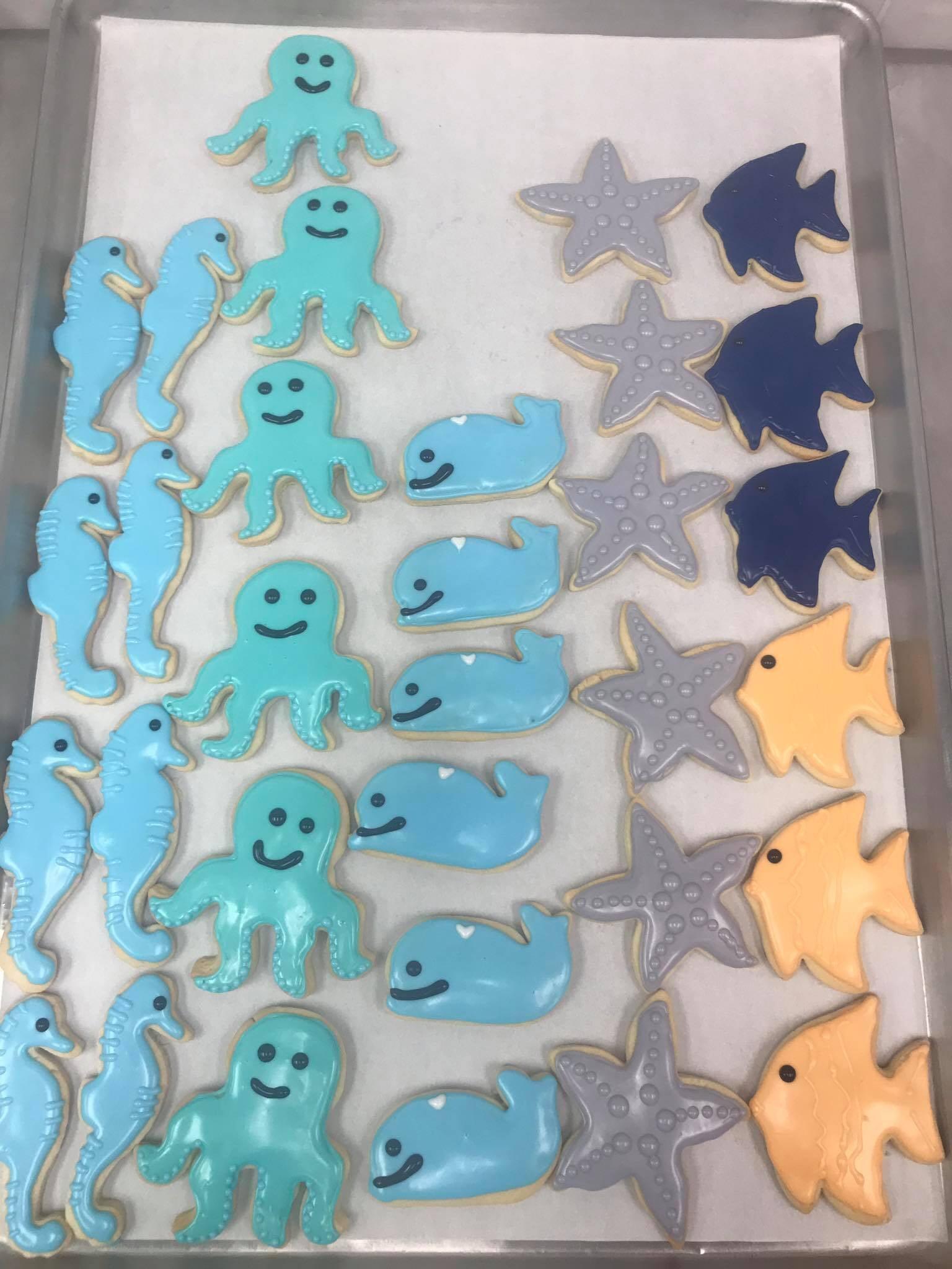 Sea Creature Cookies-min