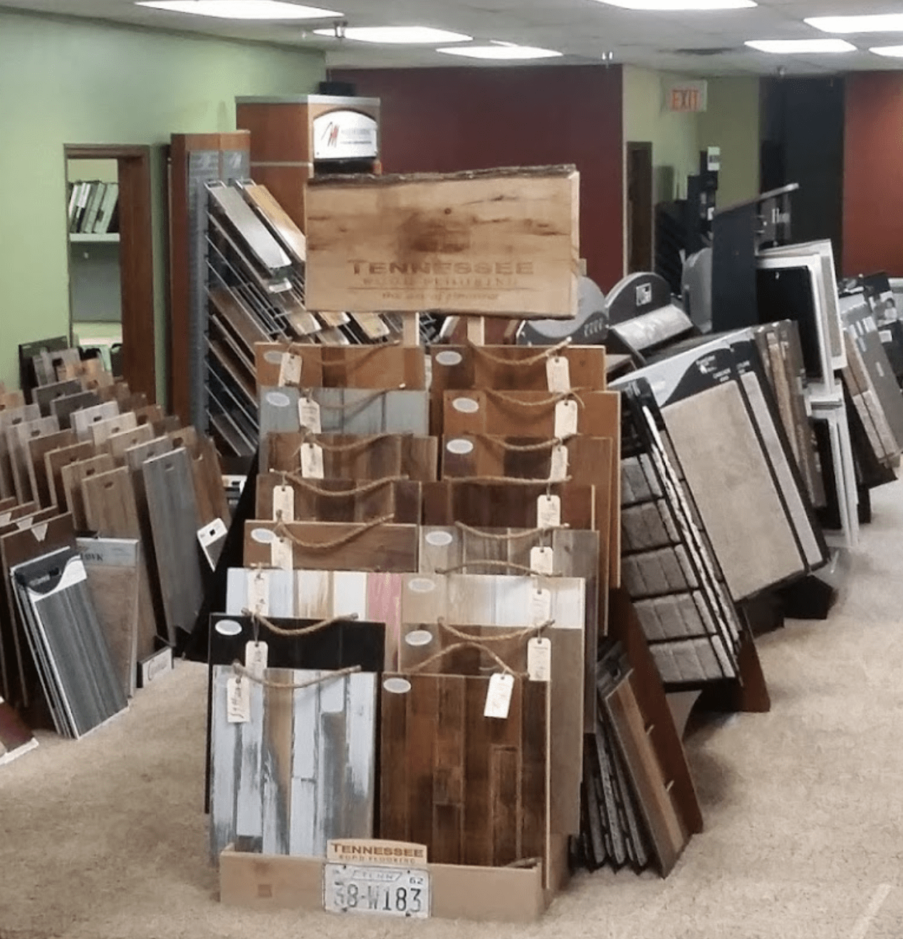 Hardwood in Rochester, IL from Flooring of Springfield Inc.
