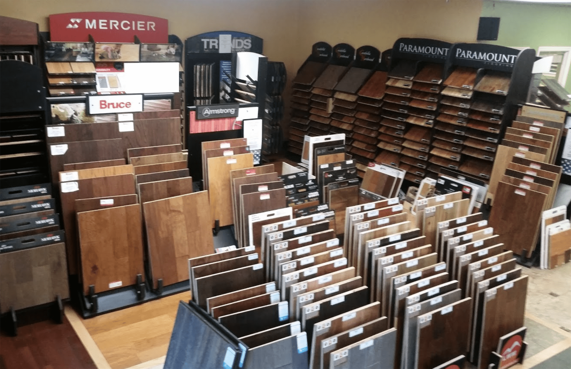 Hardwood flooring in Sherman, IL from Flooring of Springfield Inc.