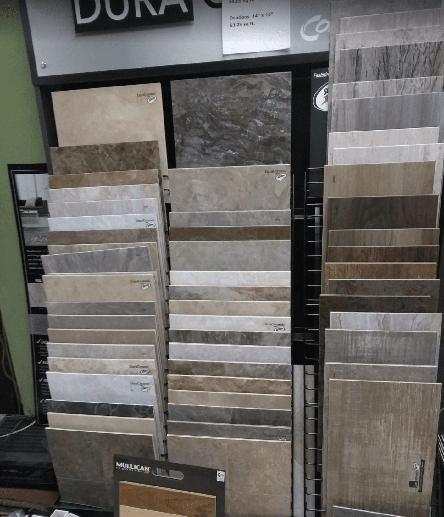 Tile in Springfield, IL from Flooring of Springfield Inc.