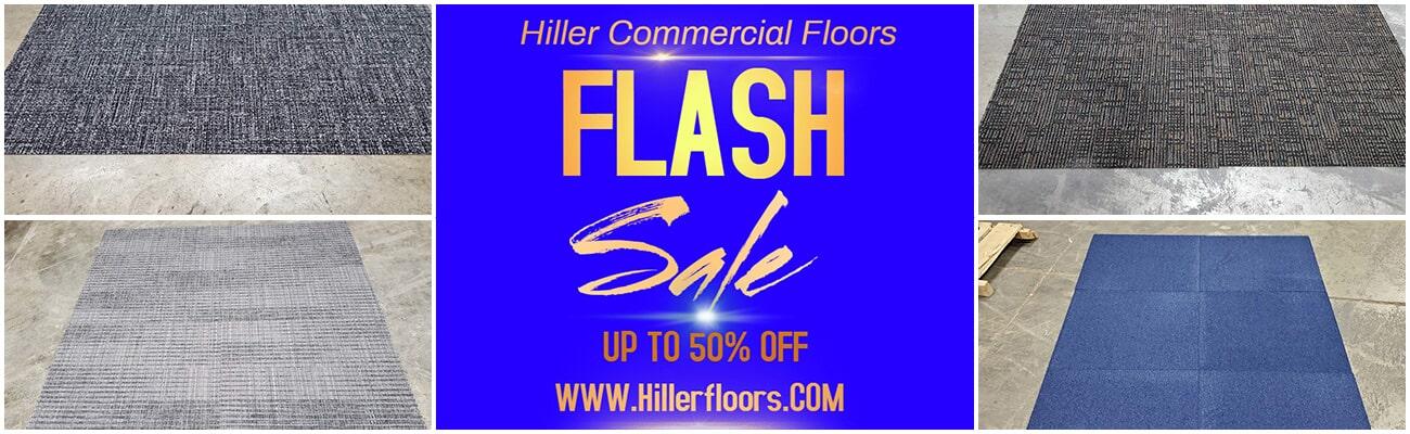 Hiller Commercial December Blowouts at Hiller Stores