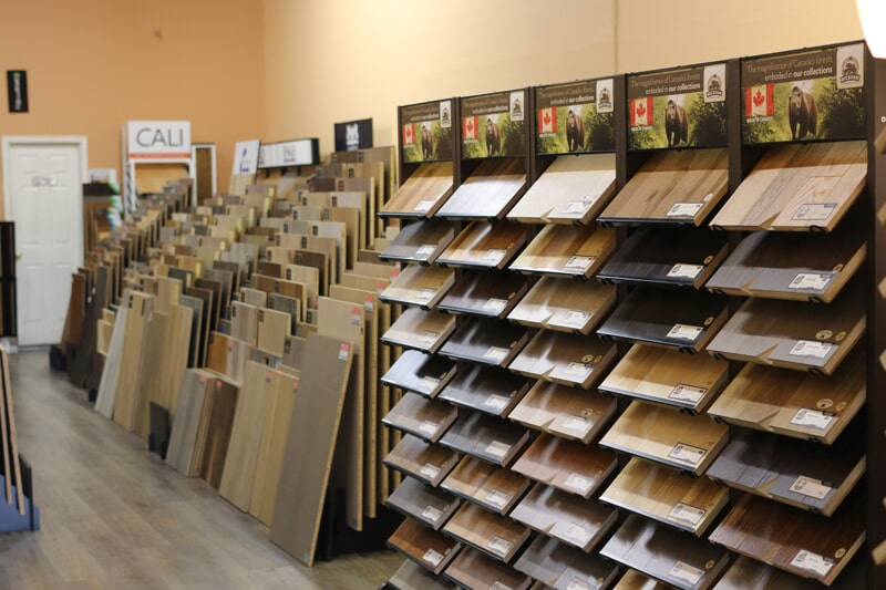 Hard surface flooring for your Santa Clara, CA home from Floor Depot
