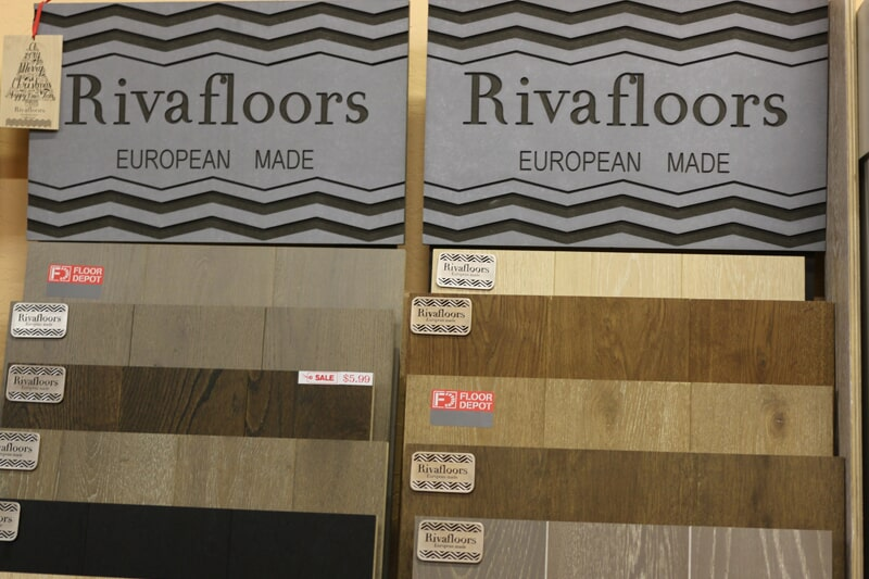 Rivafloors products for your Los Altos, CA home from Floor Depot