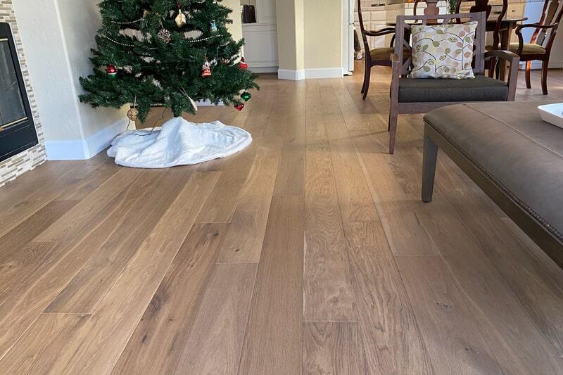 Natural wood floors in San Jose, CA from Floor Depot