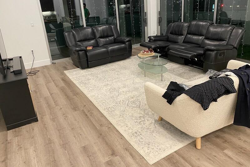 Engineered wood flooring in Los Altos, CA from Floor Depot