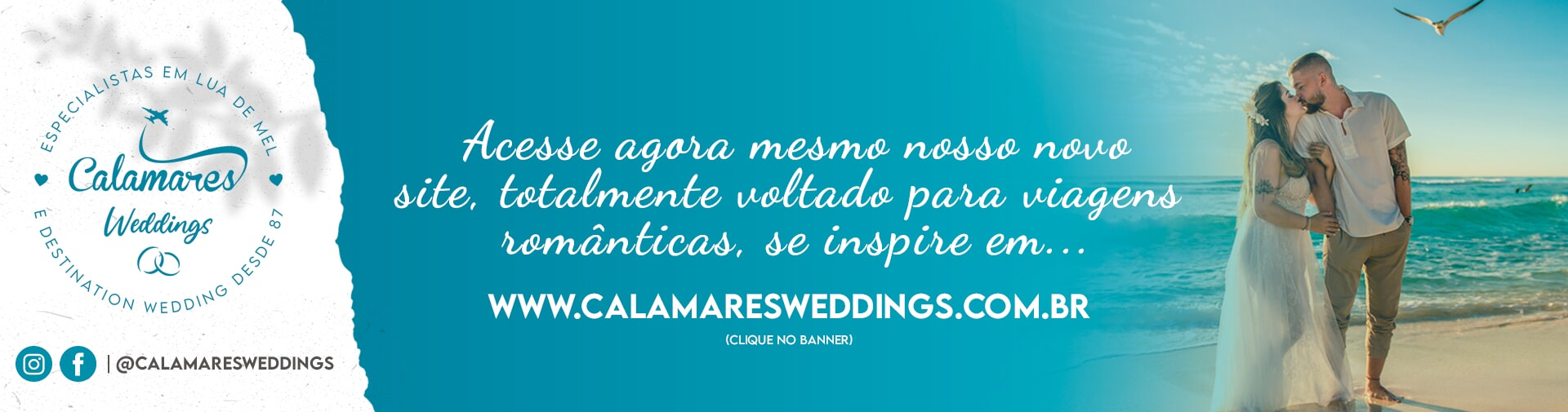 Acesse agora mesmo Calamares Weddings