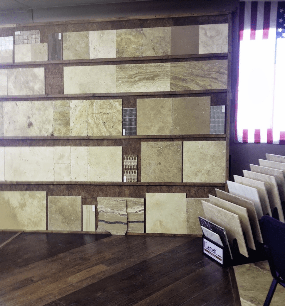 Stone tile in Irving, TX from iStone Floors