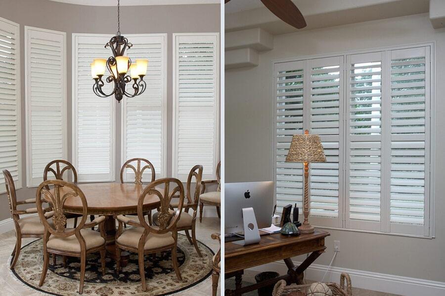 Indoor/outdoor window treatments in Brandon, FL from Bob's Carpet & Flooring