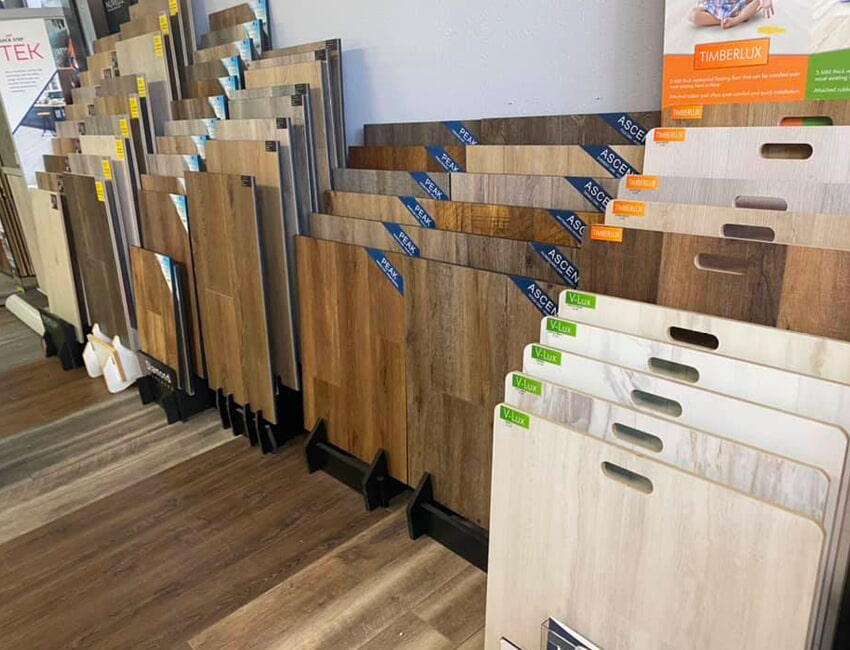 Hardwood flooring in Temple Terrace, FL from Twin Brothers Floors
