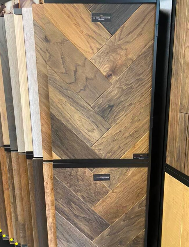 Hardwood flooring in North Tampa, FL from Twin Brothers Floors