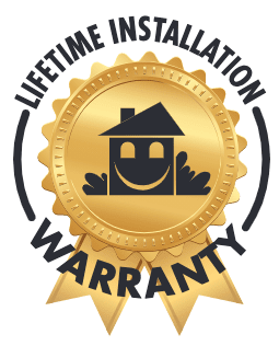 Get a lifetime installation warranty on your home's new floors