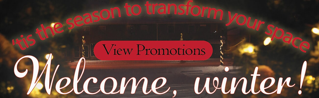 View our promotions!