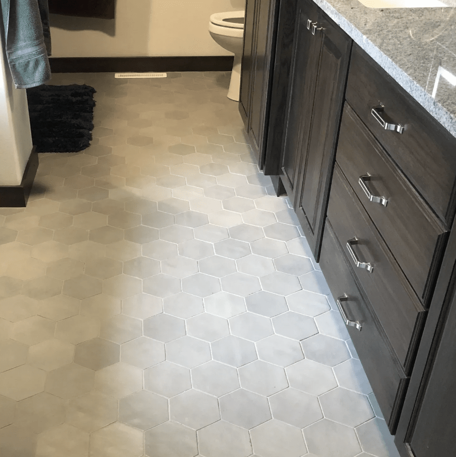 Luxury vinyl tile flooring in Tomah, WI from Leon Country Floors