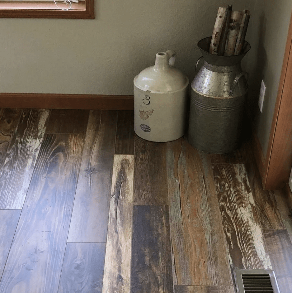 Wood floors in Holmen, WI from Leon Country Floors