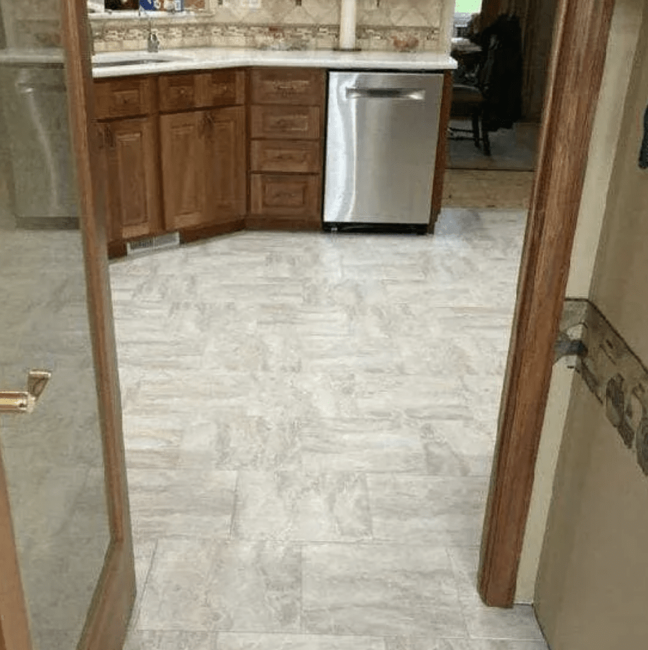 Vinyl flooring in Bangor, WI from Leon Country Floors