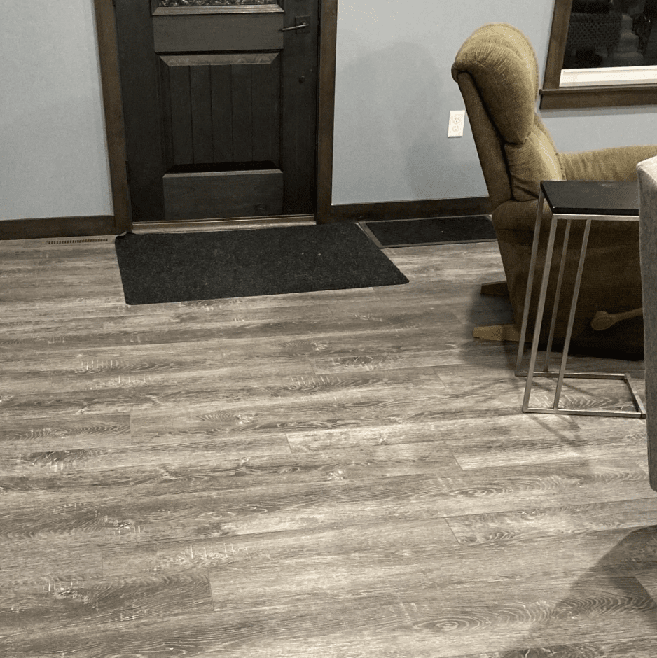 Luxury vinyl plank flooring in Viroqua, WI from Leon Country Floors