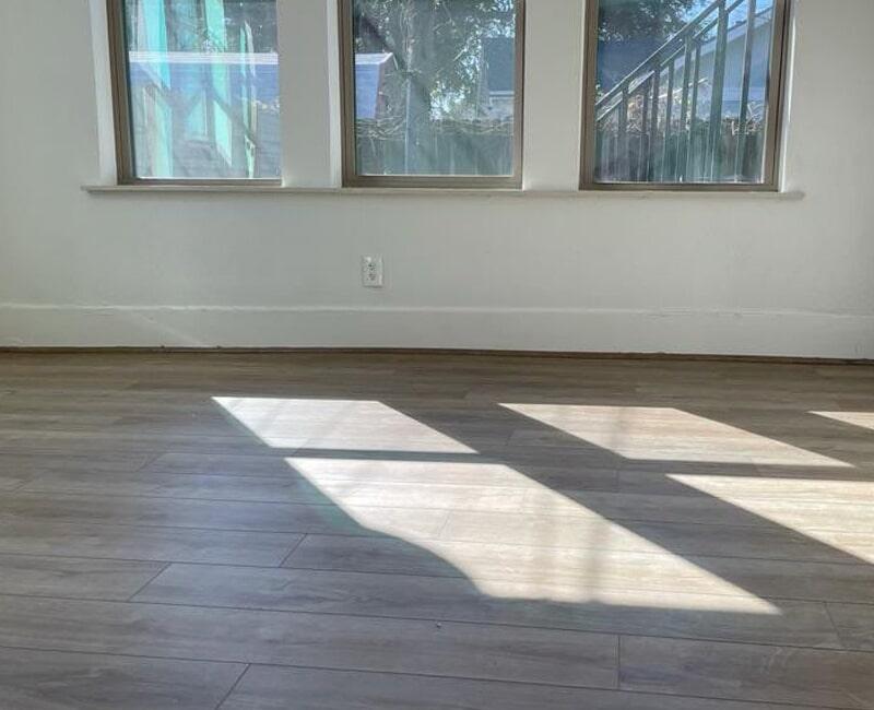 Wood-look flooring in Houston, TX from Floor Inspirations