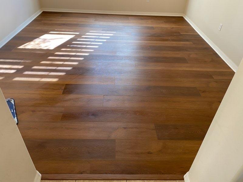 Modern wood floors in Scottsdale, AZ from State 48 Floors