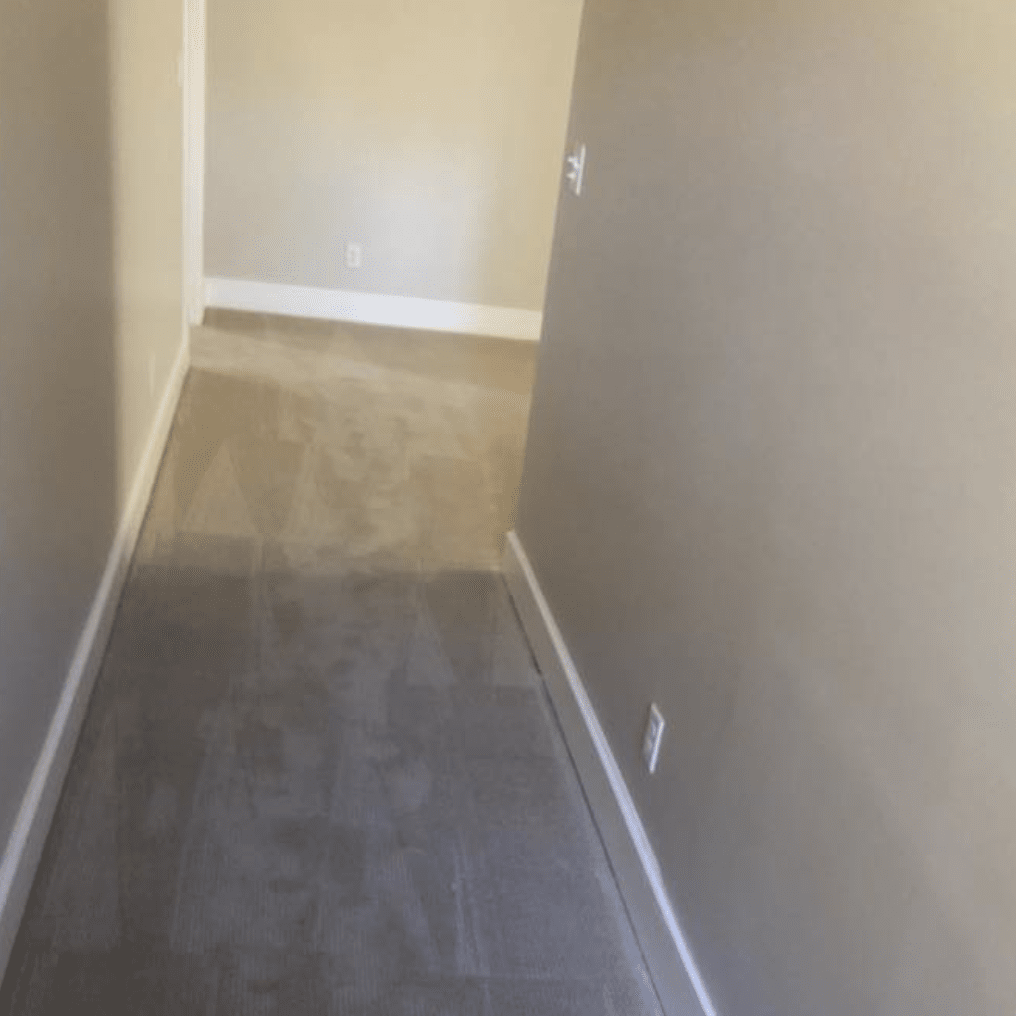 Hallway carpet in Southaven, MS from DeSoto Floor Covering & Interiors