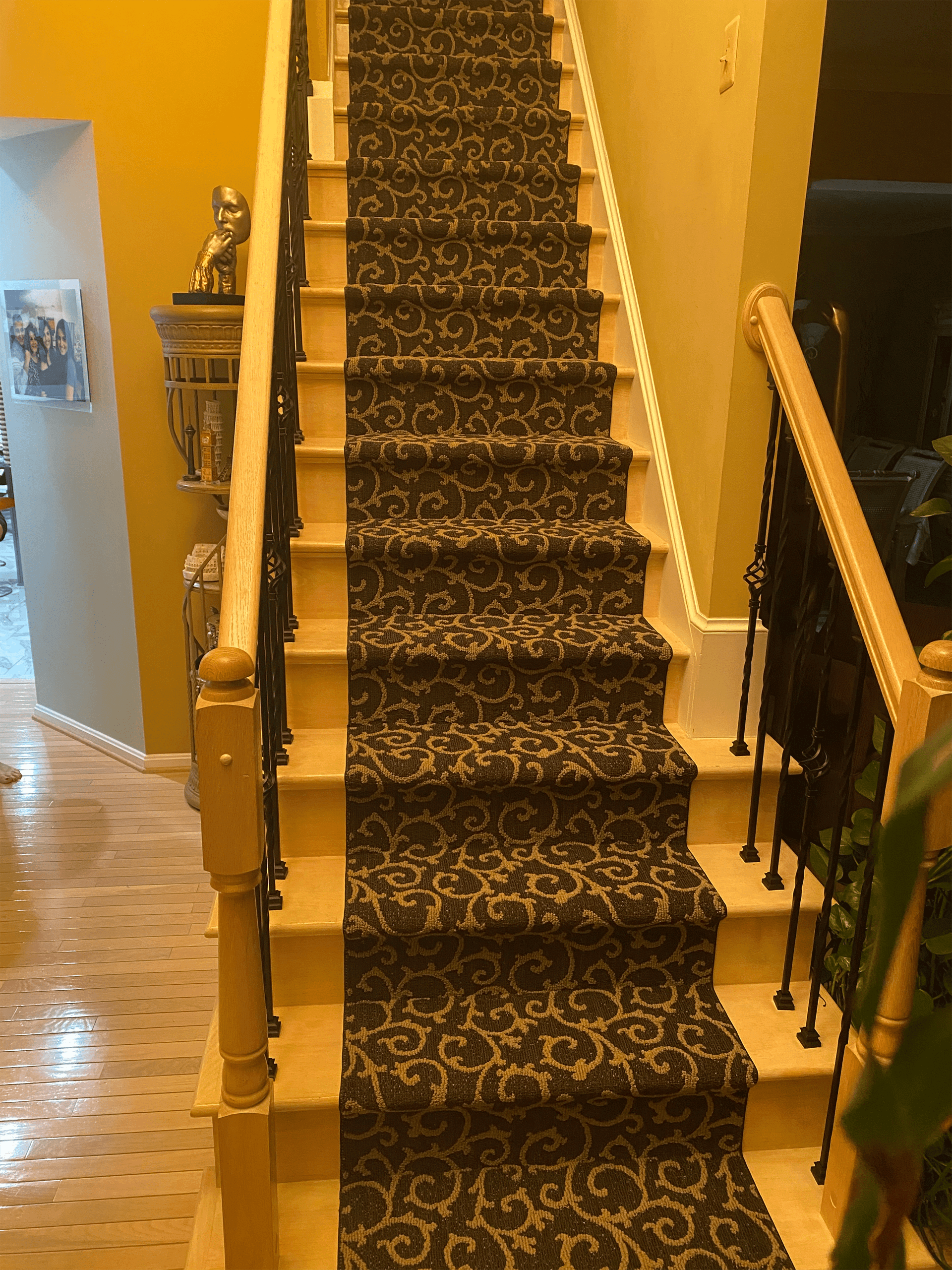 Stair runners in Rockville, MD from Carpet & Floor Express