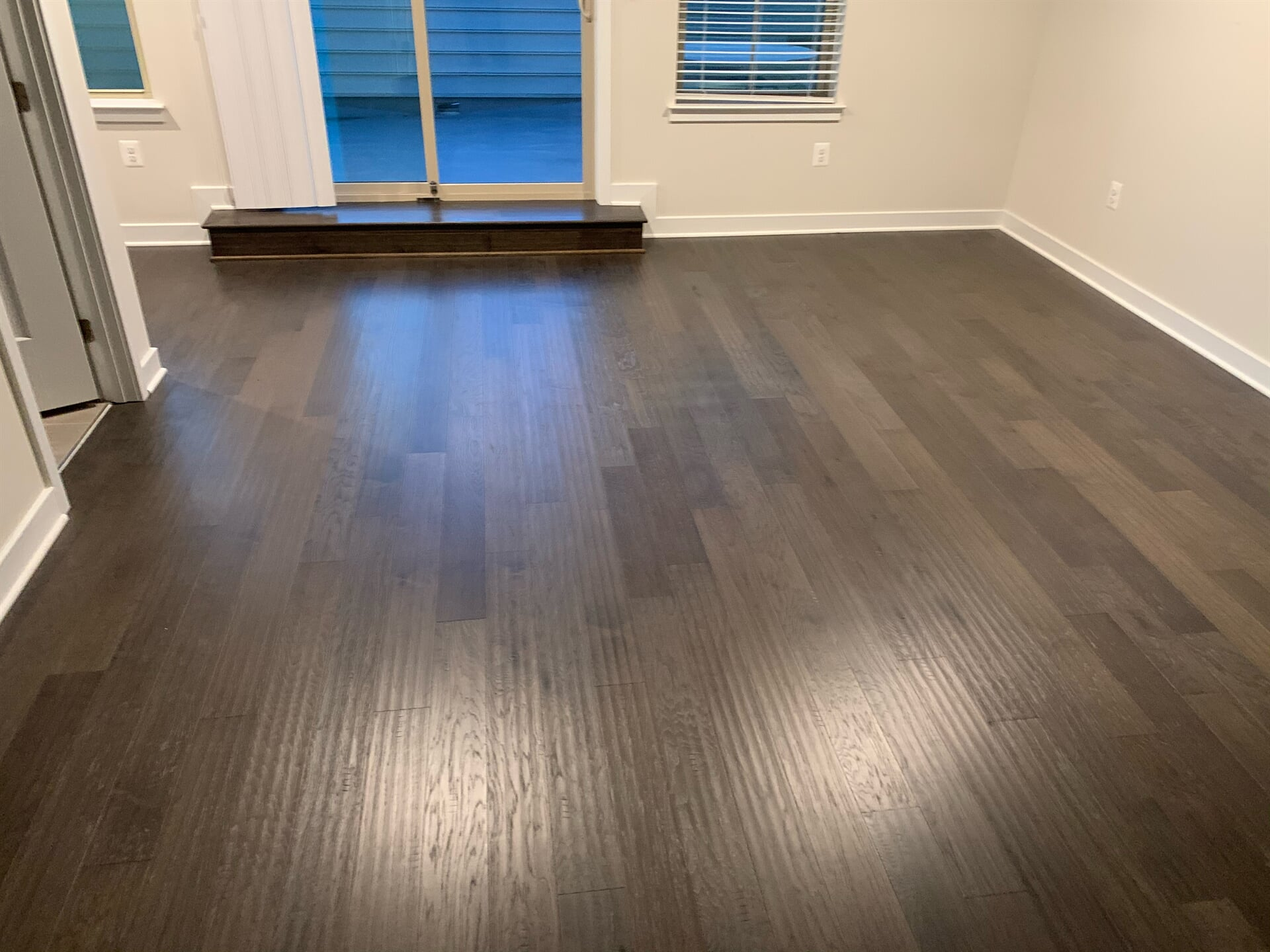 Wood floors in Potomac, MD from Carpet & Floor Express