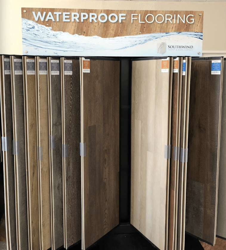 Waterproof Flooring for your Bowie, TX home from Carter Adams Flooring
