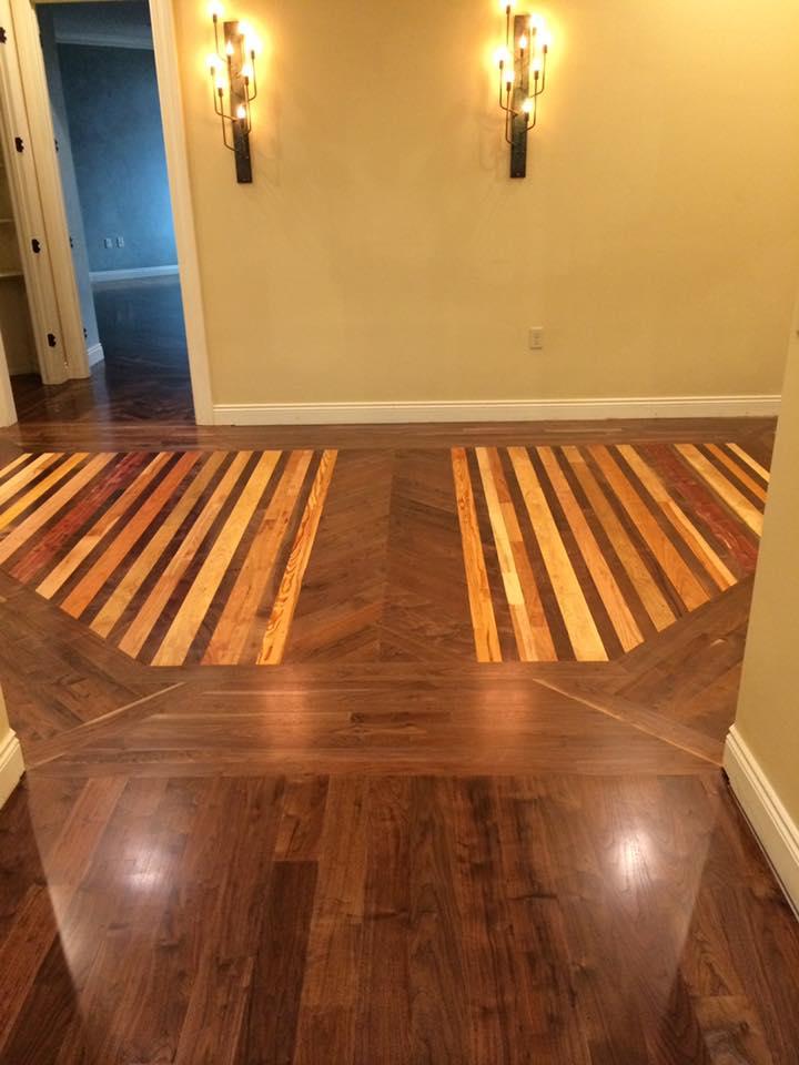 Custom wood floors in Hope, AR from Carter Adams Flooring