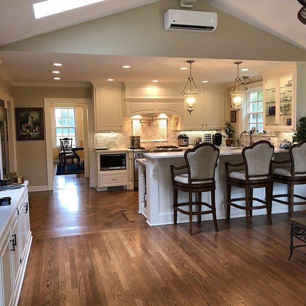Custom hardwood flooring in Texarkana, TX from Carter Adams Flooring