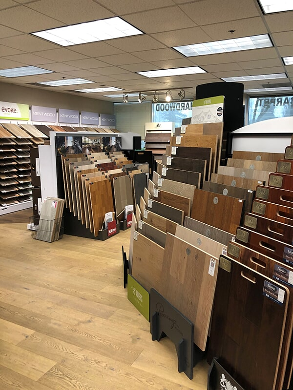 Vinyl plank flooring for your Kent, WA home from Wholesale Flooring Services