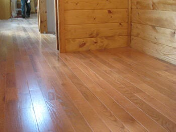 Hardwood flooring installation in Shiloh, IL from Eagle Flooring Outlet